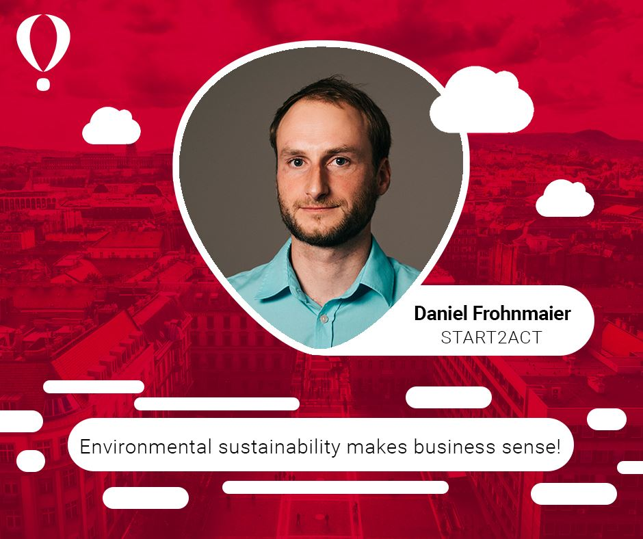 Environmental sustainability makes business sense